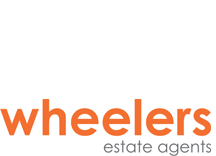 Wheelers estate agents logo logo
